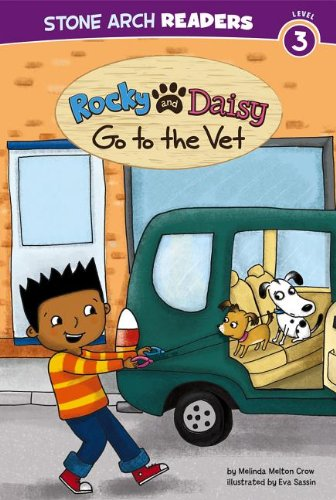 Rocky and Daisy Go to the Vet (My Two Dogs)