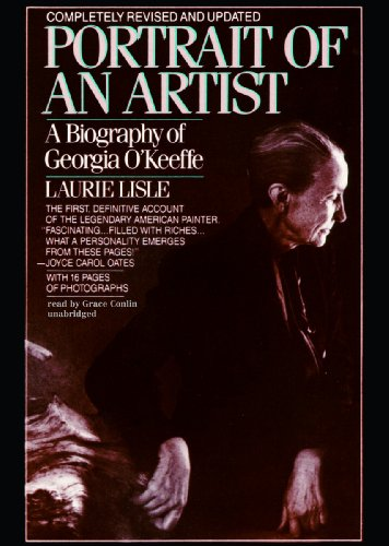 Portrait of an Artist: A Biography of Georgia O'Keeffe (Library Edition)