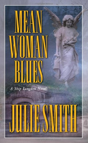 book cover of Mean Woman Blues