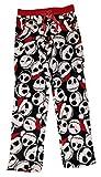 Nightmare Before Christmas Jack Skellington Fleece Sleep Pants - X-Small