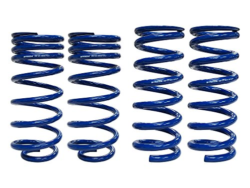 Steeda Drag Springs - Steeda Sport Springs for 79-04 Ford Mustang GT/ V6