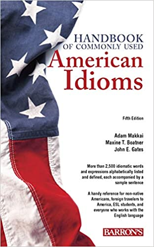 handbook of commonly used american idioms fifth edition - Christmas Idioms
