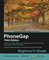 PhoneGap 3 Beginner's Guide, 3rd Edition Front Cover
