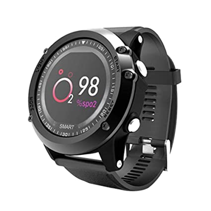iPenty Fitness Tracker,Bakeey T2 Smart Watches Android Watch OLED Blood Oxygen Pressure Heart Rate