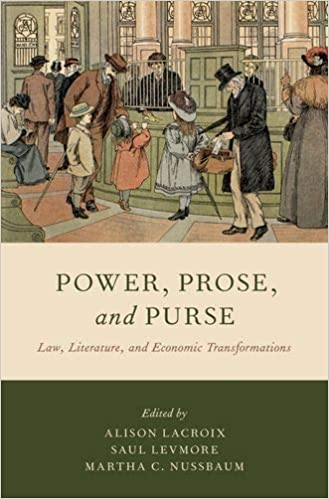 Power, Prose, and Purse book cover