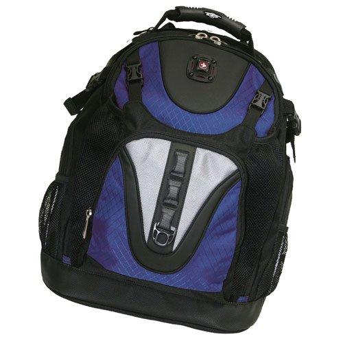 Maxxum Swiss Gear By Wenger Notebook Backpack Blue
