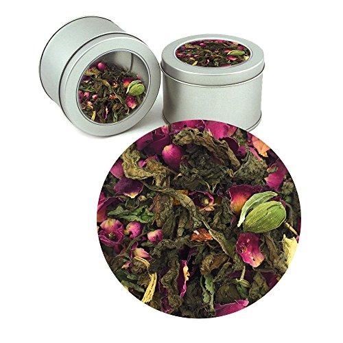 Ayurvedic Healthy Weight Loss Tea Indian Pure herbal Organic Ayurvedic Loose Tea Leaves (Buy 1 Get 1)Tea Leaves ( Makes 40 Cups) 2.82 oz By Nargis