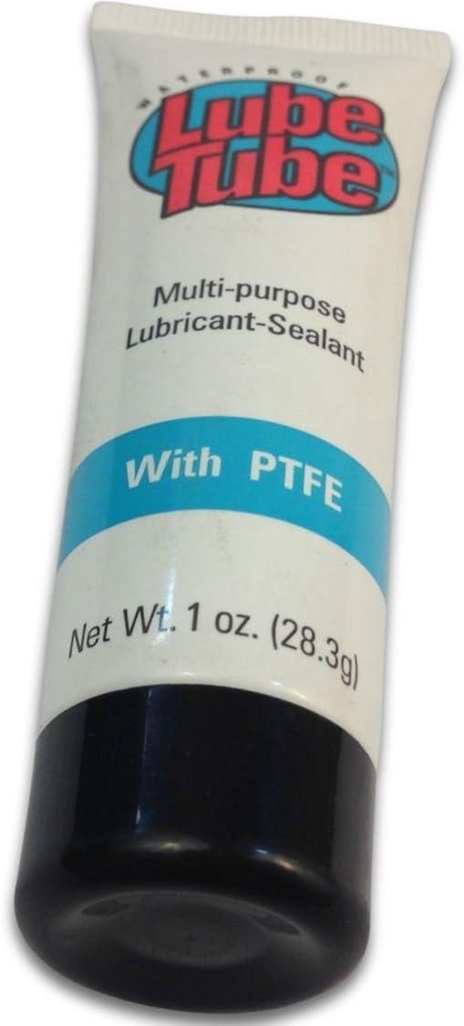 Lubricante Tubo con junta tórica de silicona lubricante de teflón ...