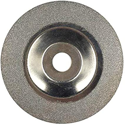 PINH-lang Diamant-Schleiftopf,100mm Diamantschleifscheibe Rad Betonbecherscheibe Druable Masonry Stone Tool
