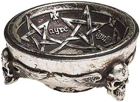 車の灰皿, 灰皿ヨーロッパやアメリカの灰皿メタルスタイル4つのスタイルを持つゴシック様式の(版:C)、サイズ:B (Size : C)