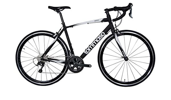 Tommaso Monza Aluminio Tiagra - Llanta para Bicicleta de Carretera ...