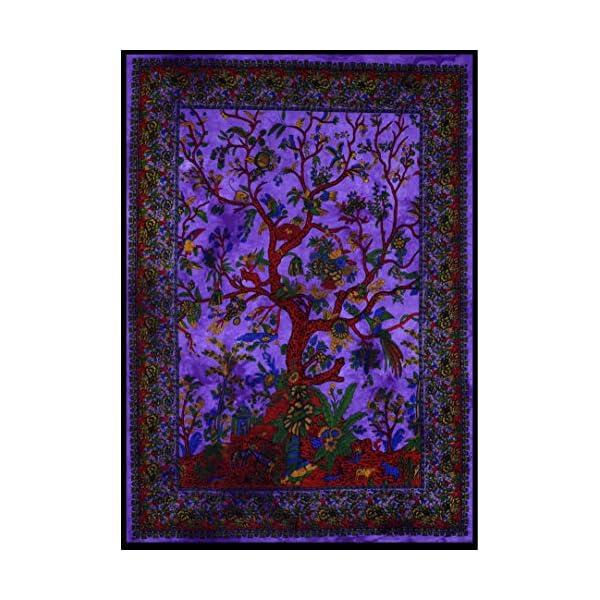 Shanti-by-MIRA-Tree-of-Life-Pendant-Abalone-Shell-Orgonite-Orgone-Healing-Chakra-Gemstones-Necklace-Earrings-Jewellery-Indian-Meditation-Cotton-Wall-Art-Print-Art-Tree-of-Life-Purple