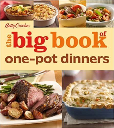 Book Betty Crocker The Big Book of One-Pot Dinners (Betty Crocker Big Book) by Betty Crocker (2015)