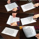 100-Pack Self-Adhesive Laminating Sheets by
