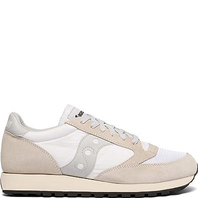 SAUCONY JAZZ ORIGINAL Sneaker uomo beige in suede