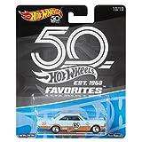 Mattel Hot Wheels Vehicle 50 Aniversario Favoritos Premium, '65 Galaxie