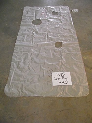 1995-1997 Sea Ray 330 Sundancer Exterior Carpet Replacement Set