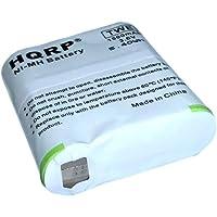 HQRP Batería Recargable de Radio bidireccional para Motorola T5422 / T5428 / T5532 / T5622 / T5725 / T6000 / T6200…