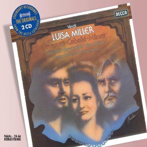 Price comparison product image Verdi: Luisa Miller