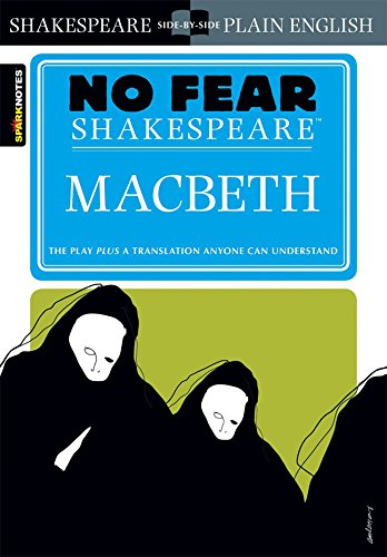 Macbeth (No Fear Shakespeare) cover