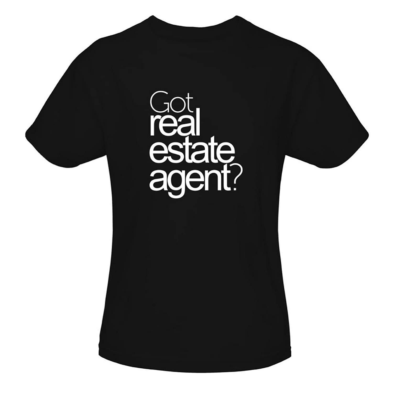 Idakoos Got Real Estate Agent? - Occupations - T-Shirt Fille