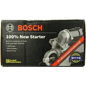 Bosch SR6520N New Starter