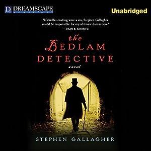 The Bedlam Detective Audiobook