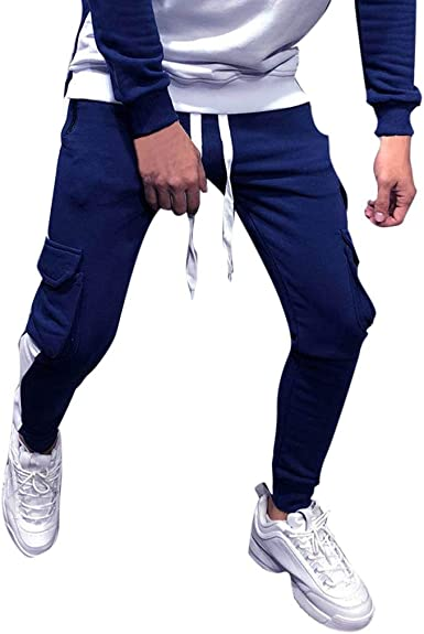 Sylar Pantalones Chandal Hombre Talla Grande, Moda ...