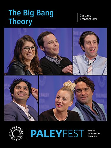 The Big Bang Theory  Cast And Creators Paleyfest