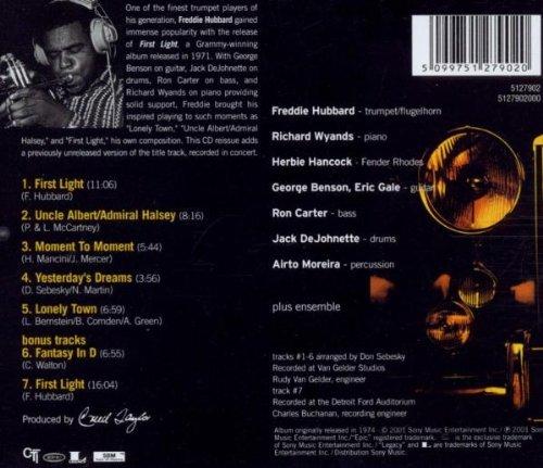 First Light: Freddie Hubbard: Amazon.es: Música