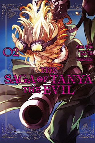 The Saga of Tanya the Evil, Vol. 2 (manga) (The Saga of Tanya the Evil (manga)) (Saga Of Tanya The Evil Light Novel)