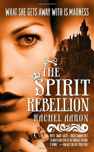 book cover of The Spirit Rebellion