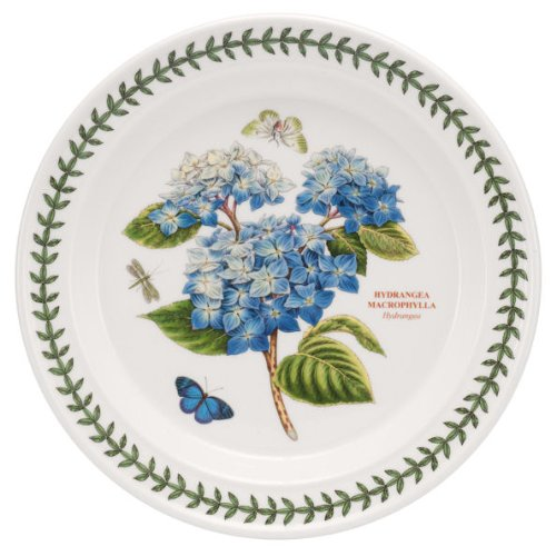 Collector Plate Garden - Portmeirion Botanic Garden Dinner Plate Hydrangea