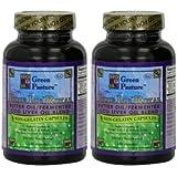 Blue Ice Royal Butter Oil / Fermented Cod Liver Oil Blend - Capsules (240)