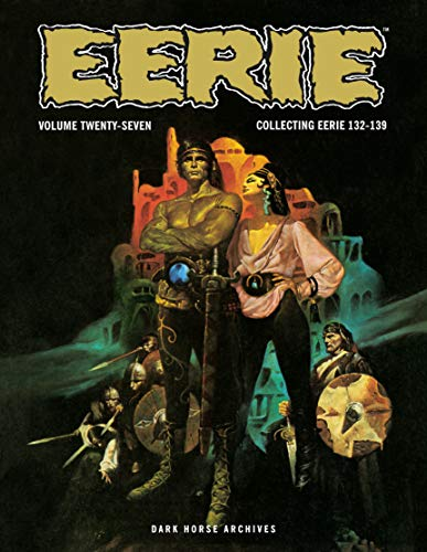 Pdf Graphic Novels Eerie Archives Volume 27