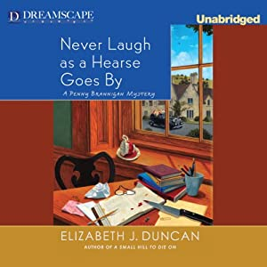 Never Laugh as a Hearse Goes By Audiobook