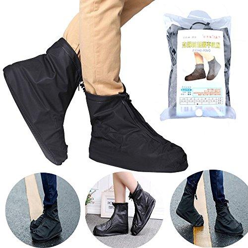 Rain Shoe Covers - 9