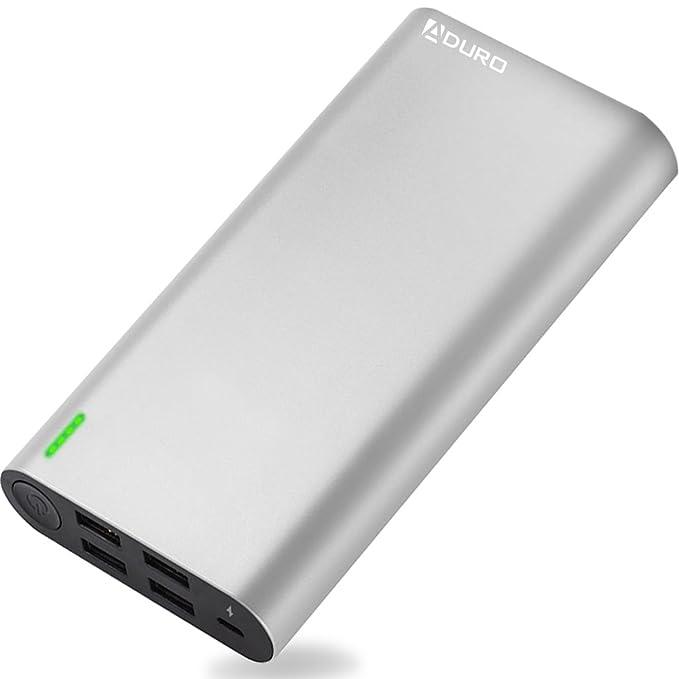 Aduro - Cargador de batería Externa para iPhone, Android ...