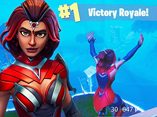 - Clip: Fortnite - Epic Victory Royale Super Hero Valor Gameplay! Season 4 Update!