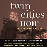 Front cover for the book Twin Cities Noir by Julie Schaper