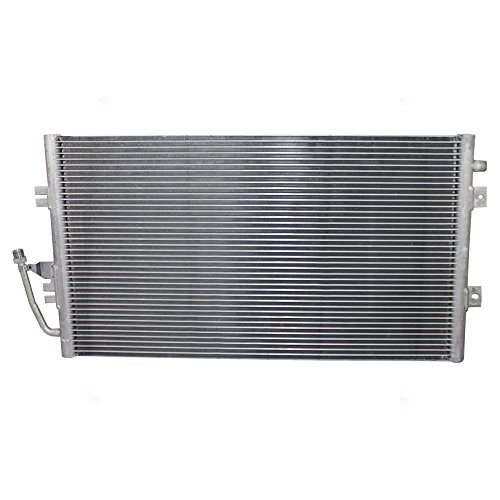A/C AC Condenser Cooling Assembly Replacement for Chevrolet GMC Van 52456513 -