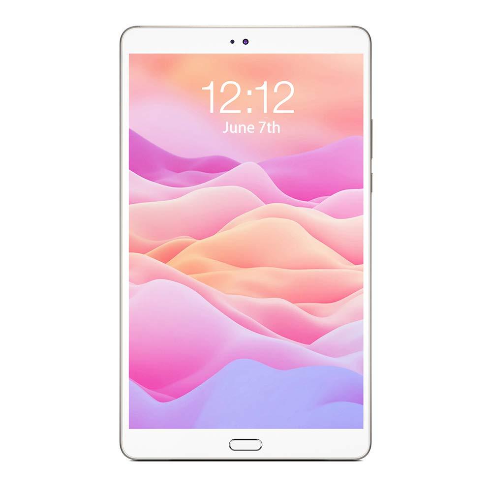 TECLAST Tablet PC Android M8 Pantalla 2.5K de 8.4'' 3GB+32GB 2560*1600 Protección Ocular Cámara de Sonido Dulce 8h Reproducción de Video Mali-T760 Graphics Processor A63 Expansión TF