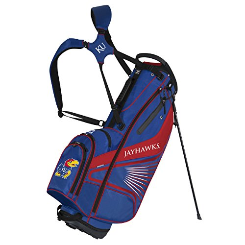 Team Effort Kansas Jayhawks Gridiron III Stand - University Stand Collegiate Bag