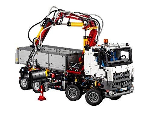 LEGO Technic 42043 - Mercedes-Benz Arocs 3245 3 spesavip
