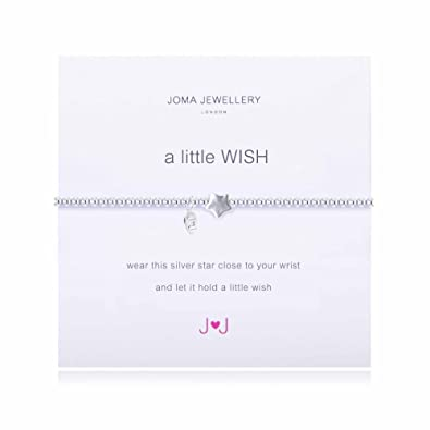 A Little Wish Star Bracelet By Joma gX2Hf9