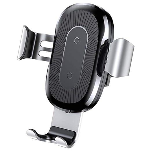 FLYWM Cargador inalámbrico para iPhone x 8 7 Plus Samsung S8 ...