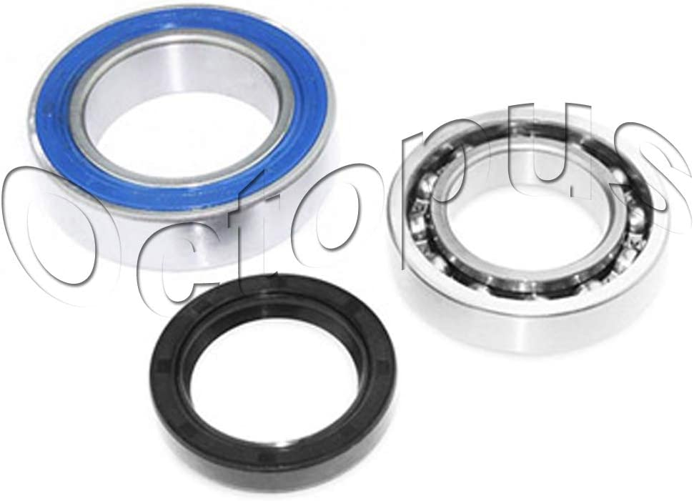 YAMAHA YFM225 Moto-4 ATV Bearings Kit both sides Rear Wheels 1986-1988
