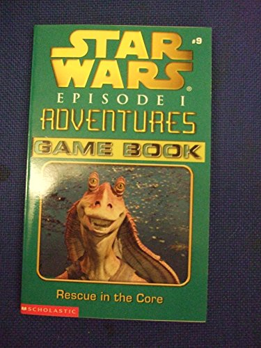 Rescue in the Core - Book  of the Star Wars Legends