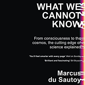 What We Cannot Know Audiobook