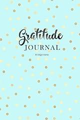 Gratitude Journal Turquoise: Daily Gratitude Book to Practice Gratitude Paperback